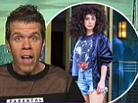 Feud origin: Perez Hilton appeared on the Mornings show on Tuesday and told about the origin of his public feud with former friend Lady Gaga