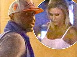 Found love again? Lamar Odom spotted leaving LA restaurant after mystery blonde¿ but has yet to sign Khloe Kardashian¿s divorce papers
