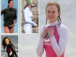 When Paul McCartney's wife Nancy Shevell, emerged from the crystal clear Ibizan waters this week, she was wearing a long-sleeved, patterned 'rash vest'