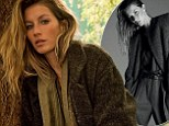 Gisele Bundchen returns for the brand?s fall-winter 2014 campaign. The Brazilian supermodel looks understated in the Paris-based designer?s menswear inspired looks featuring relaxed suiting and comfy knits. Gisele was also recently named the face of Stuart Weitzman. Here, Gisele wears minimal makeup and is fairly covered up compared to the Weitzman ad. See more images from Marant?s fall campaign below.