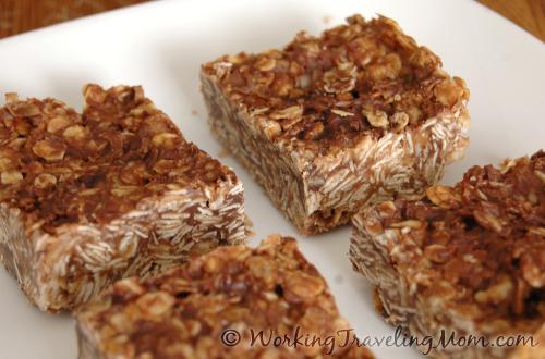 no bake peanut butter energy bar2