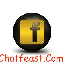Facebook Black and Yellow Logo