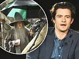 The making of Middle-earth: Hobbit fans treated to a sneak peak behind the scenes of The Desolation of Smaug