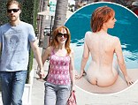 Kathy Griffin, 53, covers up for romantic stroll with toyboy lover... just one day after sizzling naked photo shoot was revealed