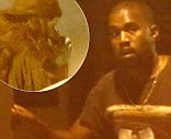 Frequent collaborator Kanye West hits up recording studio with Jay Z's protégé Rihanna