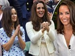 Until now, Pippa, a party-planner, has never spoken publicly on her life in the spotlight as the Duchess of Cambridge's sister - or that bridesmaid's dress which brought her so much attention at the Royal Wedding in 2011.