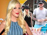'We're working through it': Tori Spelling reveals she's not giving up on marriage to Dean McDermott after cheating scandal