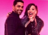 Wilmer Valderrama makes a surprise appearance in Demi Lovato's new music video for Really Don't Care, shot at the LA Pride Parade in early June