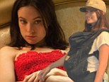 olivia wilde pregnant in marc jacobs bookstore, third person movie
