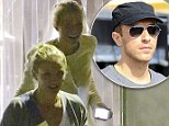 PICTURE EXCLUSIVE: Gwyneth Paltrow catches up with old pal Cameron Diaz over dinner... at exact same restaurant ex Chris Martin took Rihanna to two weeks ago