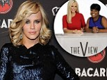 The View shake-up! Jenny McCarthy and Sherri Shepherd �fired� from talk show� as others are now in the firing line