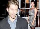 Sacr� bleu! Rene� Puentes, fianc� of Glee's Matthew Morrison, makes not one by two fashion faux pas at London hottest spot The Chiltern Firehouse