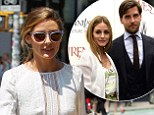 Olivia Palermo 'ties the knot with German model Johannes Huebl in secret city hall ceremony'