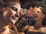 Jessica Chastain steals James McAvoy's heart in hauntingly romantic trailer for The Disappearance Of Eleanor Rigby