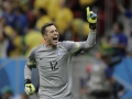 FIFA WC: Emotional Julio Cesar Revels in Changed Fortunes