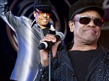 Legendary soul singer Bobby Womack dies age 70 just two weeks after performing at the Bonnaroo Music Festival