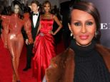'I like working. What's the other option sitting at home eating bonbons?': Iman on being the first black supermodel, wife of David Bowie and her Somalian roots
