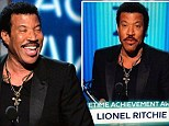 That's Ritch! BET misspells Lionel Richie's name after giving him lifetime achievement award