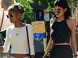 Kylie Jenner Willow Smith