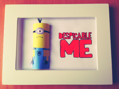 Despicable Me 2 - Craft Ideas for Kids