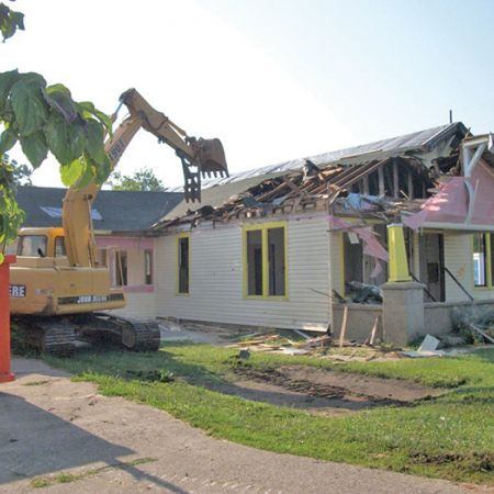 Henryville, Ind., home is rebuilt after being destroyed by a tornado