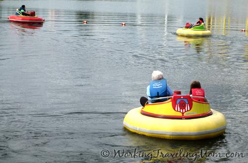Michigans Adventure Bumper Boats