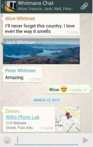 Download WhatsApp for PC or Computer