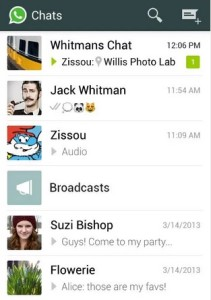 WhatsApp for PC Download