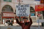 NO MORE WARS FOR ISRAEL!