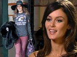 'I don't think I could stomach it': Nicole Trunfio reveals she doesn't want her children to follow in her modeling footsteps