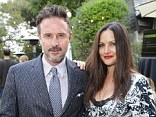 Take that Courteney! David Arquette proposes to Christina McLarty just SIX DAYS after ex-wife announced her engagement