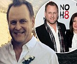 Dave Coulier ties the knot with Melissa Bring in rustic Montana wedding with Full House co-stars in attendance