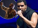 Drake cancels Wireless gig due to illness... as Kanye West is billed to perform second headline show instead