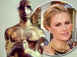 Anna Paquin shows off beautified award, 20 years after scooping Best Supporting Actress gong