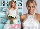 Ciara on Brides cover