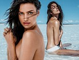 Irina Shayk sizzles in racy topless photo shoot¿ as she complains about only being offered stripper roles in movies