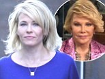 'Oh you stupid girl!' Joan Rivers slams Chelsea Handler as she discusses their ongoing feud in new interview