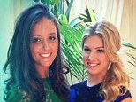 Bouchard used to be inseparable from British tennis star Laura Robson, pictured left - but there has been an acrimonious falling out between the pair