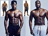 Transformation: This year's Men's Health Celebrity Six-Pack challengers are Rudimental's DJ Locksmith, Lethal Bizzle and Tinchy Stryder, who all took on the challenge amidst a month of hectic tours