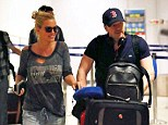 Just what the doctor ordered? Jenny McCarthy is glowing after a getaway with Donnie Wahlberg... following her exit from The View