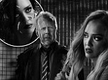 'Crazy's sounding pretty good right now': Jessica Alba undergoes gruesome transformation as Nancy seeks vengeance for lover's death in new Sin City 2 teaser
