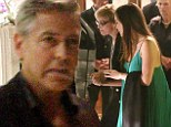 Planning the wedding of the year? George Clooney takes Amal to dinner with his parents in Lake Como