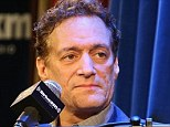 Tirade: SiriusXM host Anthony Cumia, pictured in April, has unleashed a foul-mouthed rant on an African American woman he claims hit him in New York City, calling her a 'c***' and an 'animal b****'