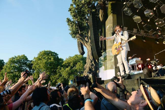 10 reasons why Arcade Fire in Hyde Park could be the gig of the summer