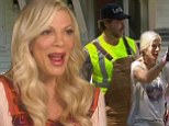 Tori Spelling and Dean McDermott's new reality series reveals a happier time BEFORE their marriage was rocked by cheating scandal