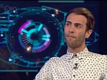 'I think she's vile!': Matthew exits Big Brother house in shock eviction... as he shares a few more harsh words on Helen