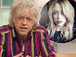 'I'm walking down the road and suddenly I buckle and have to duck into a lane and blub for a while': Bob Geldof reveals agony of life without daughter Peaches in emotional first TV interview since her death
