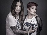 Grabbing some attention! Cheeky Ozzy Osbourne gropes wife Sharon as they pose for Save The Arctic campaign