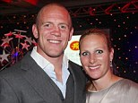 Mr and Mrs M Tindall: He's a rugby player and she's the Queen's granddaughter and they have royal tastes in gadgetry