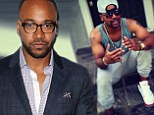 Former Scandal star Columbus Short 'arrested for public intoxication after brawl with cops in Dallas bar'